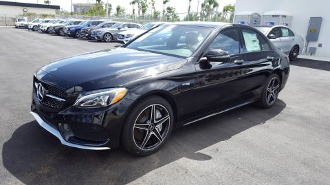 2018 Mercedes-Benz C-Class AMG® C 43 Sedan