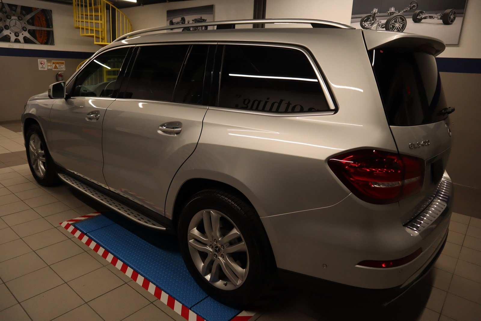 Certified Pre-Owned 2018 Mercedes-Benz GLS GLS 450