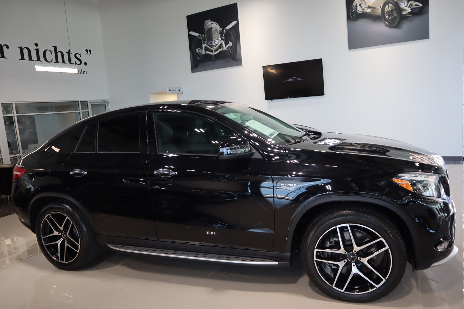 Pre-Owned 2018 Mercedes-Benz GLE AMG® GLE 43 Coupe