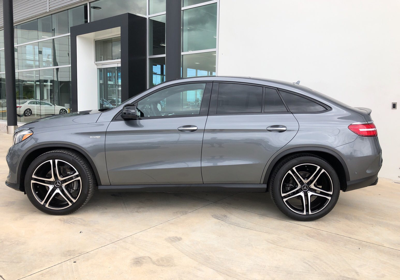 Pre-Owned 2018 Mercedes-Benz GLE AMG® GLE 43 4MATIC® Coupe
