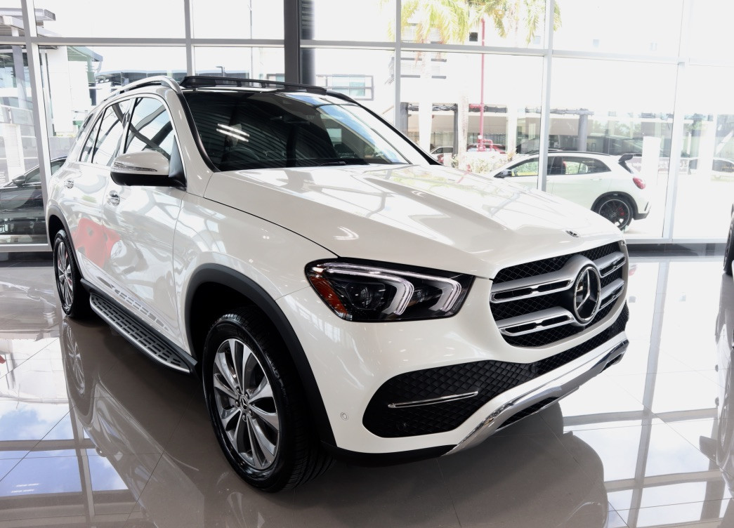 Pre-Owned 2020 Mercedes-Benz GLE GLE 450 4MATIC® SUV