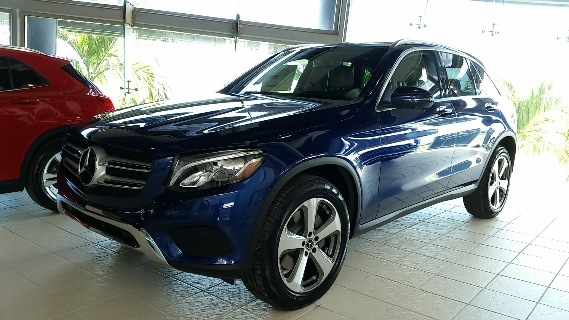 pre owned 2018 mercedes benz glc glc 300 suv in carolina uc9226hm garage isla verde. Black Bedroom Furniture Sets. Home Design Ideas