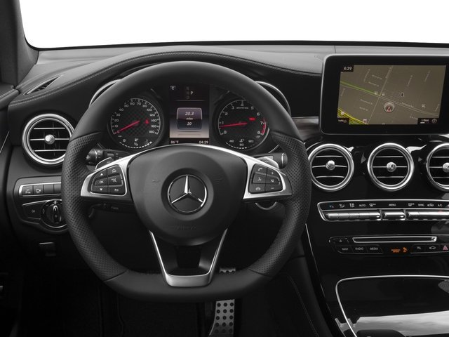 Certified Pre-Owned 2017 Mercedes-Benz GLC AMG® GLC 43 SUV