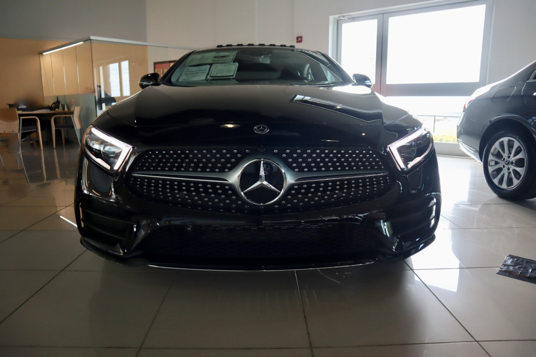 New 2019 Mercedes-Benz CLS CLS 450