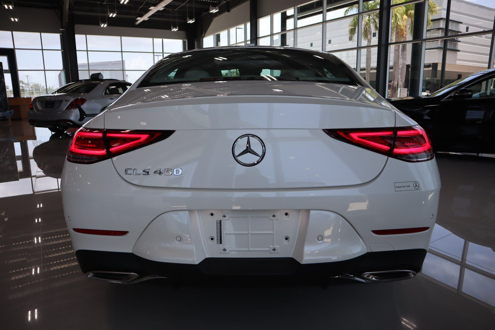 Certified Pre-Owned 2019 Mercedes-Benz CLS CLS 450