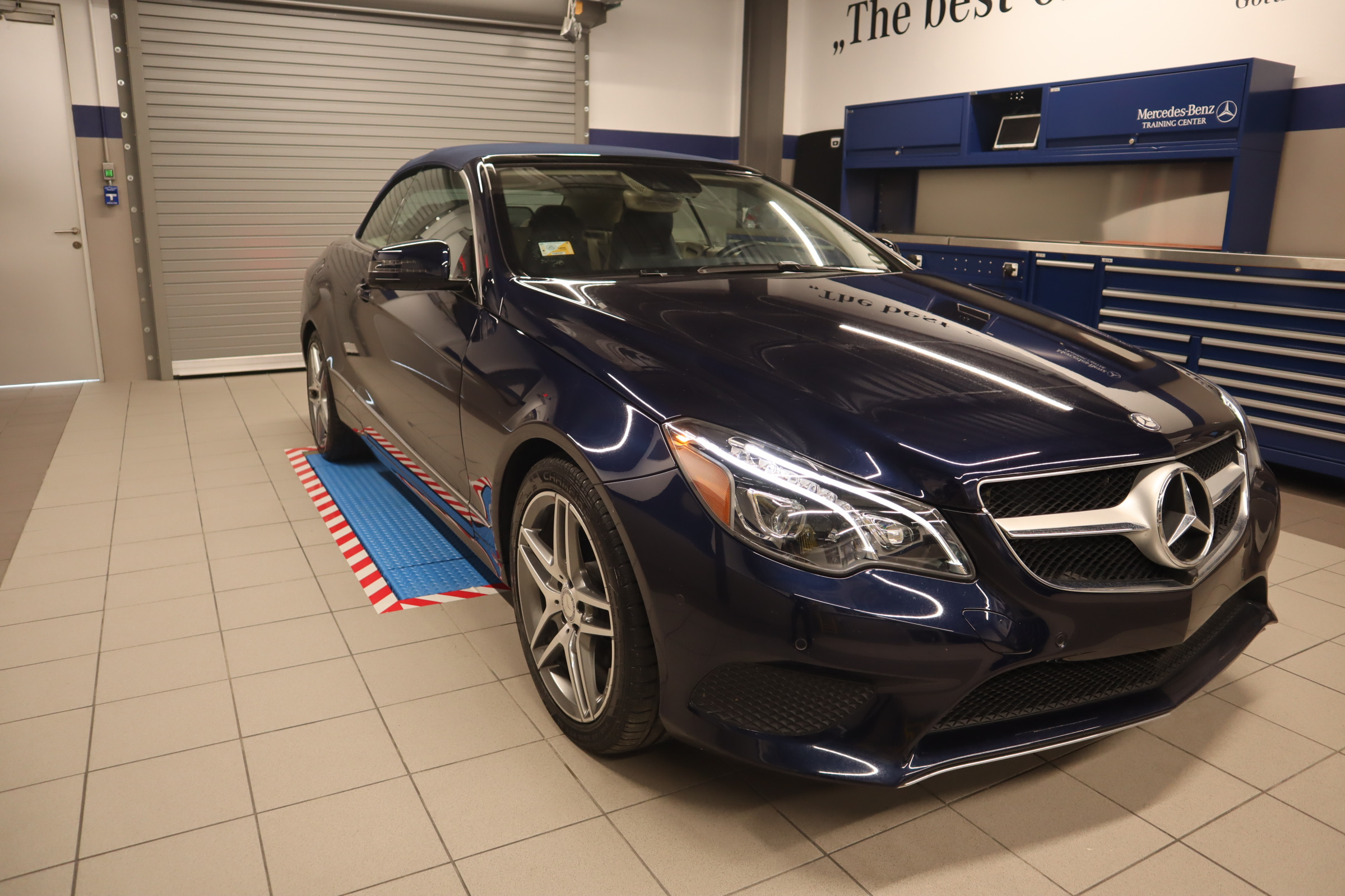 Pre-Owned 2015 Mercedes-Benz E-Class 2dr Cabriolet E 400 RWD