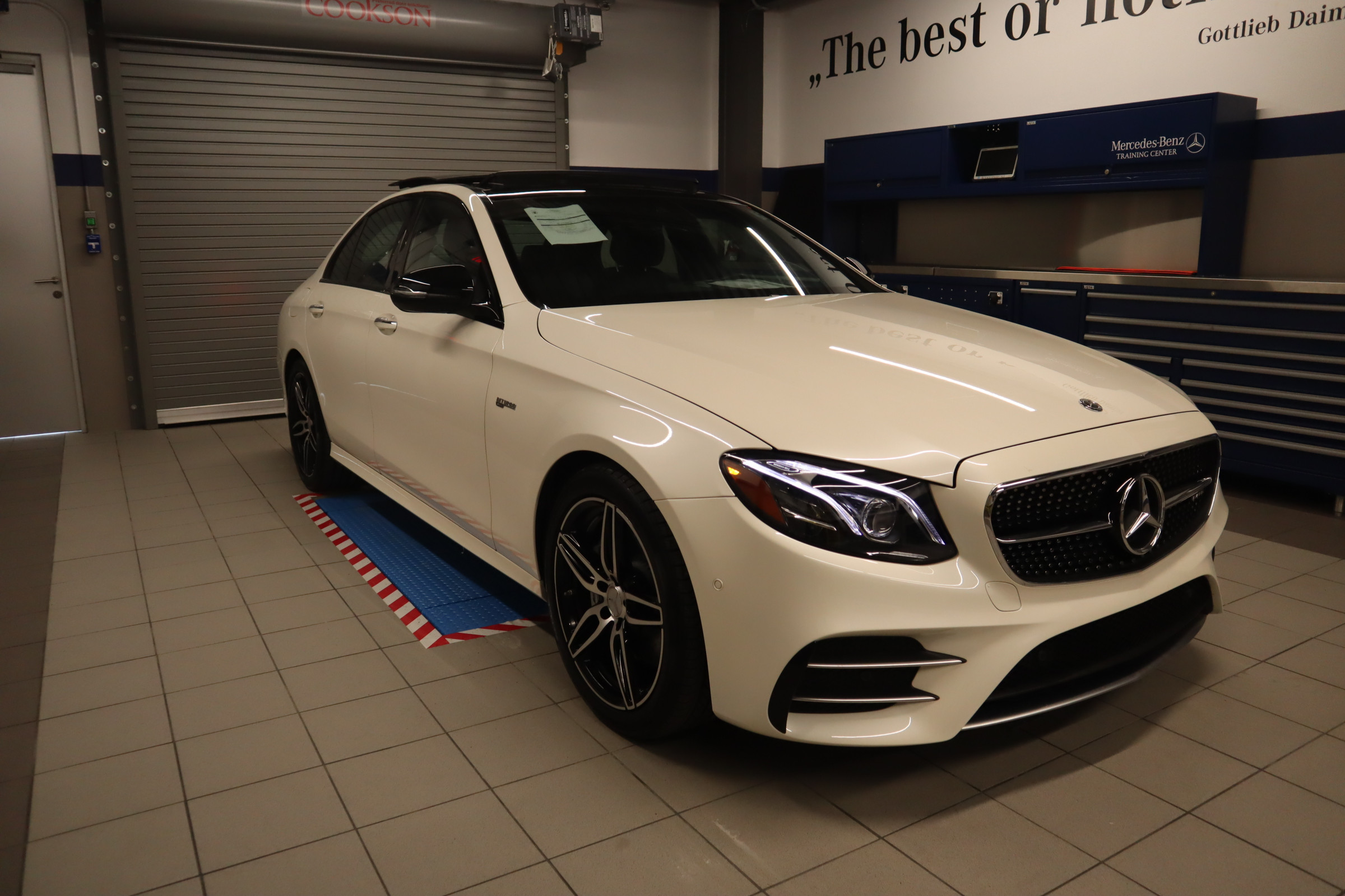 Pre-Owned 2018 Mercedes-Benz E-Class AMG® E 43 4MATIC® Sedan
