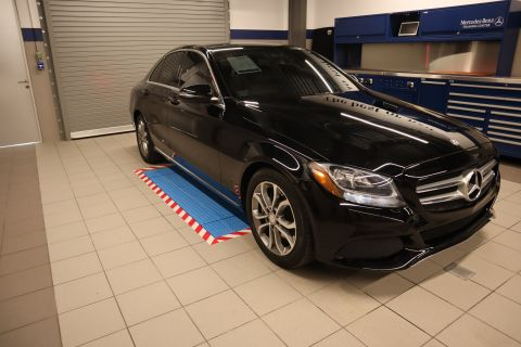 Pre-Owned 2016 Mercedes-Benz C-Class 4dr Sdn C 300 Sport RWD