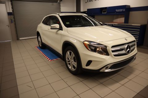 Pre-Owned 2017 Mercedes-Benz Gla GLA 250 SUV