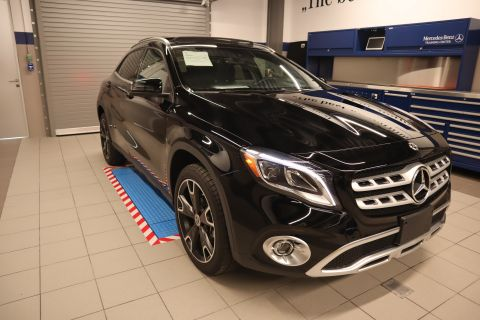 Pre-Owned 2019 Mercedes-Benz Gla GLA 250 SUV