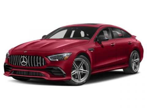 New 2020 Mercedes-Benz GT AMG® GT 53